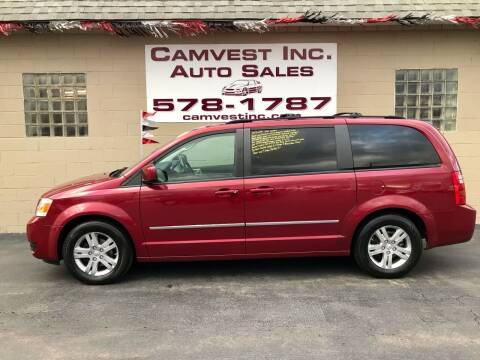 2010 Dodge Grand Caravan for sale at Camvest Inc. Auto Sales in Depew NY