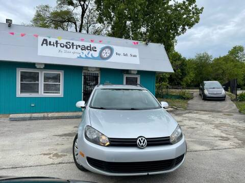 2010 Volkswagen Jetta for sale at Autostrade in Indianapolis IN
