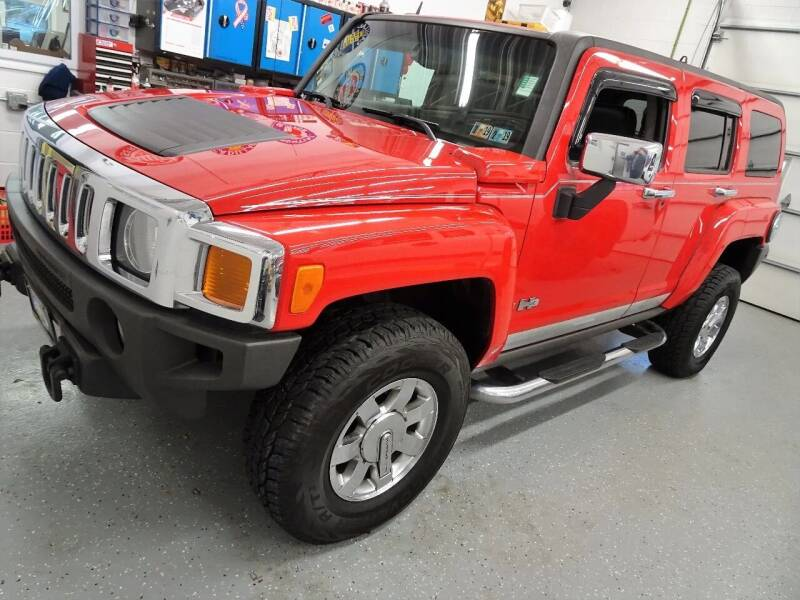 2006 HUMMER H3 for sale at Great Lakes Classic Cars & Detail Shop in Hilton NY