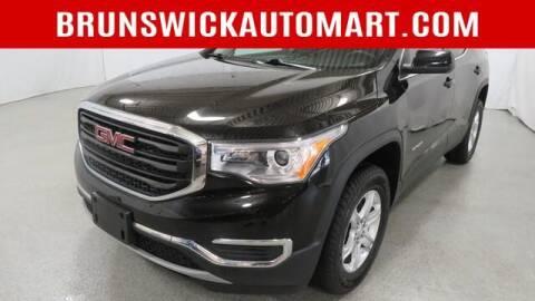 2018 GMC Acadia for sale at Brunswick Auto Mart in Brunswick OH