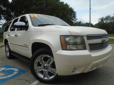 2009 Chevrolet Tahoe for sale at Sunshine Auto Sales in Kansas City MO