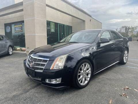 2011 Cadillac CTS for sale at AutoHaus Loma Linda in Loma Linda CA