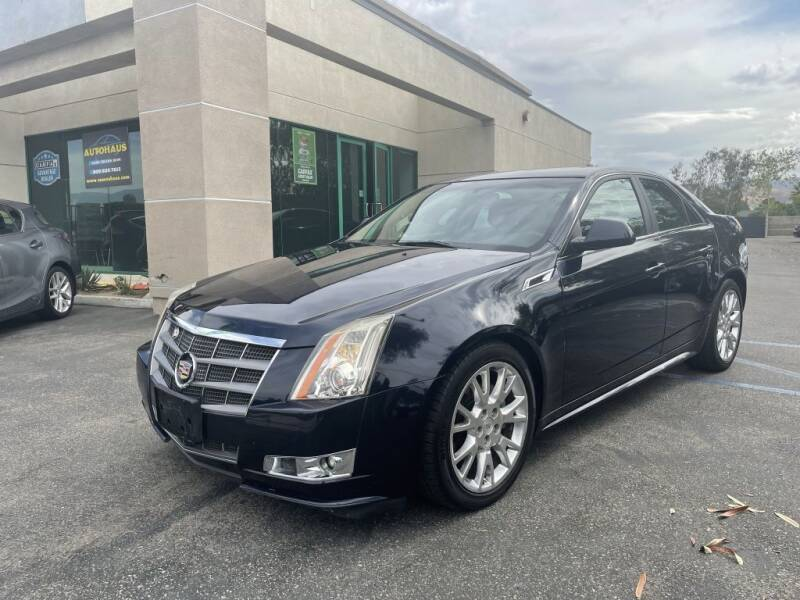 2011 Cadillac CTS for sale at AutoHaus in Colton CA