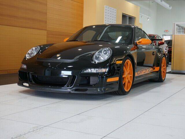 2008 Porsche 911 for sale at PORSCHE OF NORTH OLMSTED in North Olmsted OH