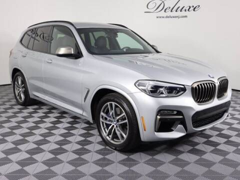 2018 BMW X3 for sale at DeluxeNJ.com in Linden NJ