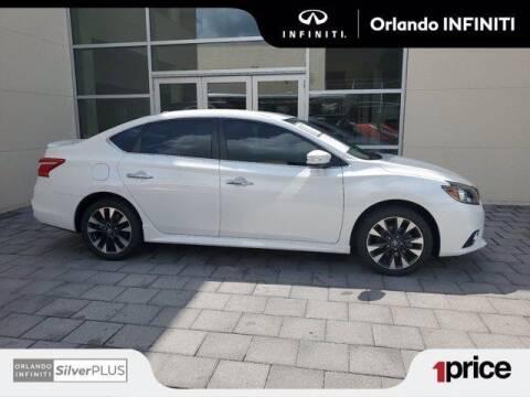 2019 Nissan Sentra for sale at Orlando Infiniti in Orlando FL