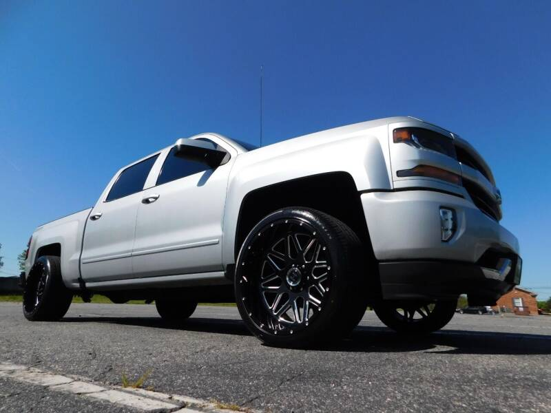 2017 Chevrolet Silverado 1500 for sale at Used Cars For Sale in Kernersville NC