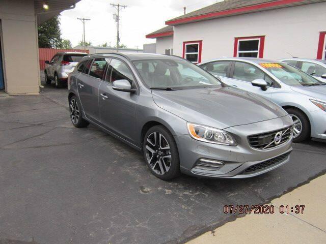 2018 Volvo V60 for sale at Bitner Motors in Pittsburg KS
