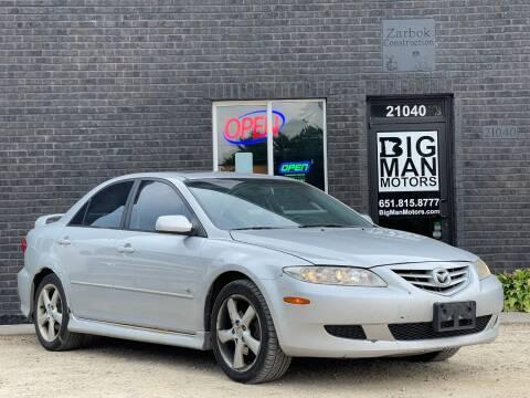 2004 Mazda MAZDA6 for sale at Big Man Motors in Farmington MN