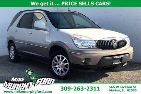 2007 Buick Rendezvous for sale at Mike Murphy Ford in Morton IL