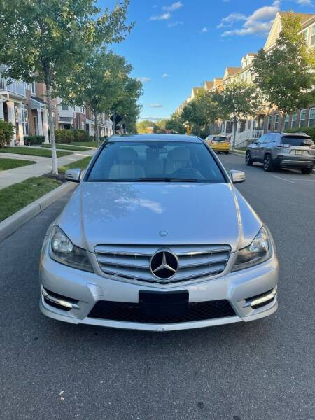 2013 Mercedes-Benz C-Class for sale at Pak1 Trading LLC in South Hackensack NJ