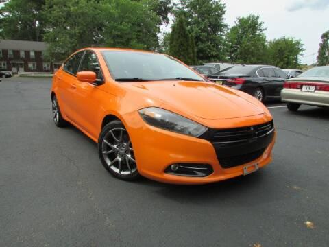 2013 Dodge Dart for sale at K & S Motors Corp in Linden NJ