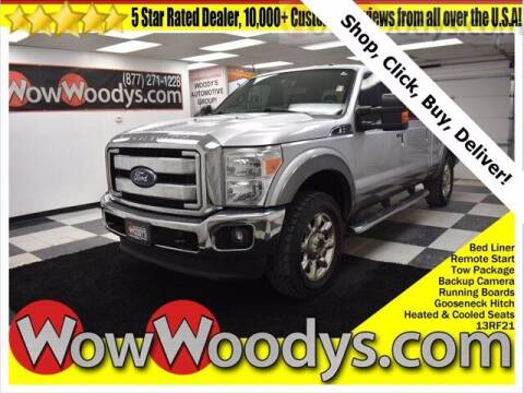2013 Ford F-250 Super Duty for sale at WOODY'S AUTOMOTIVE GROUP in Chillicothe MO