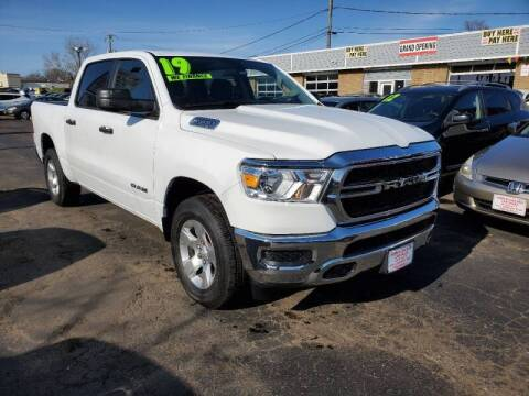 2019 RAM Ram Pickup 1500 for sale at North Chicago Car Sales Inc in Waukegan IL