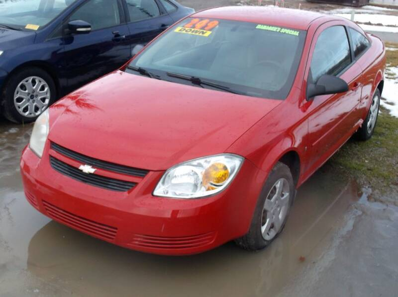 2007 Chevrolet Cobalt for sale at We Finance Inc in Green Bay WI