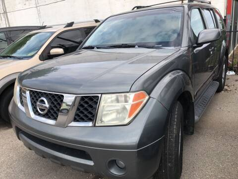 2007 Nissan Pathfinder for sale at Auto Access in Irving TX