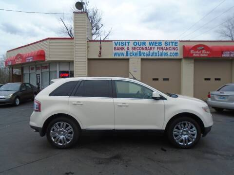 2008 Ford Edge for sale at Bickel Bros Auto Sales, Inc in Louisville KY