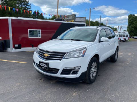2017 Chevrolet Traverse for sale at Affordable Auto Sales in Webster WI