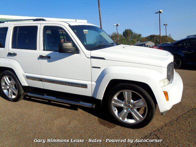 2012 Jeep Liberty for sale at Gary Simmons Lease - Sales in Mckenzie TN