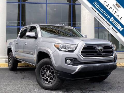 2018 Toyota Tacoma for sale at Southern Auto Solutions - Capital Cadillac in Marietta GA