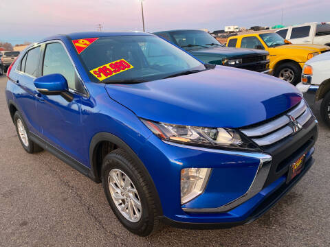 2019 Mitsubishi Eclipse Cross for sale at Top Line Auto Sales in Idaho Falls ID
