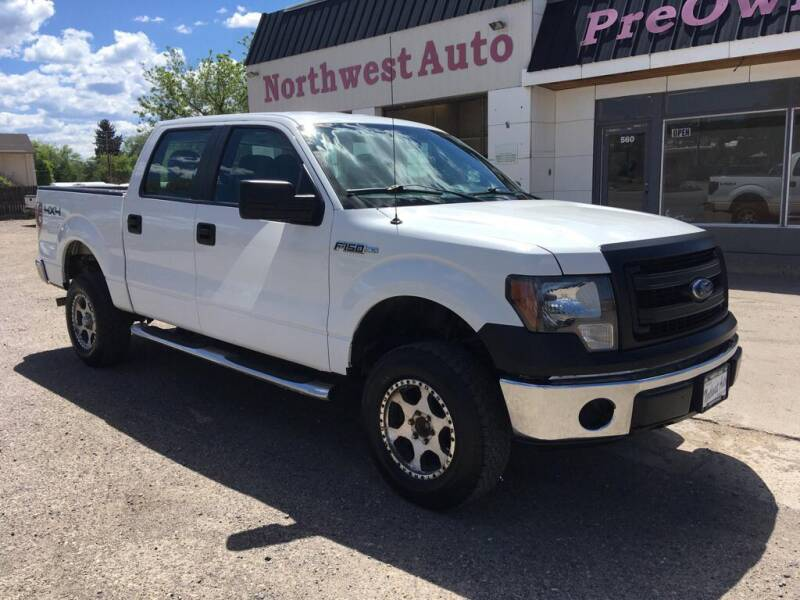 2013 Ford F-150 for sale at Northwest Auto Sales & Service Inc. in Meeker CO