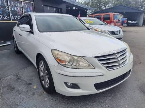 2011 Hyundai Genesis for sale at Celebrity Auto Sales in Port Saint Lucie FL