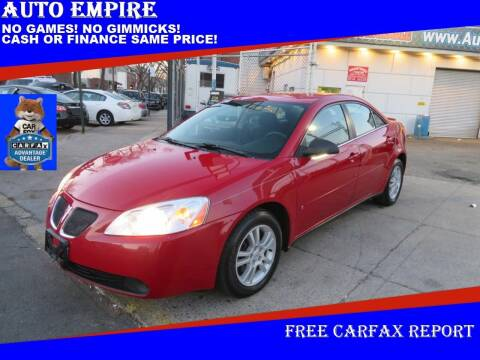 2006 Pontiac G6 for sale at Auto Empire in Brooklyn NY