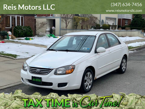 2009 Kia Spectra for sale at Reis Motors LLC in Lawrence NY