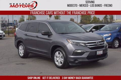 2017 Honda Pilot for sale at Choice Motors in Merced CA