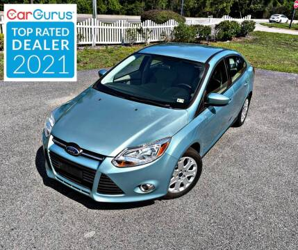 2012 Ford Focus for sale at Brothers Auto Sales of Conway in Conway SC