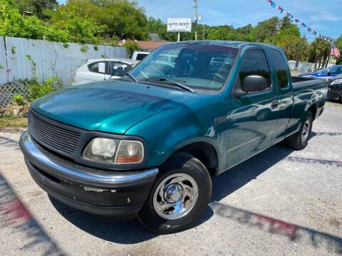 1998 Ford F-150 for sale at Auto Mart - Dorchester in North Charleston SC