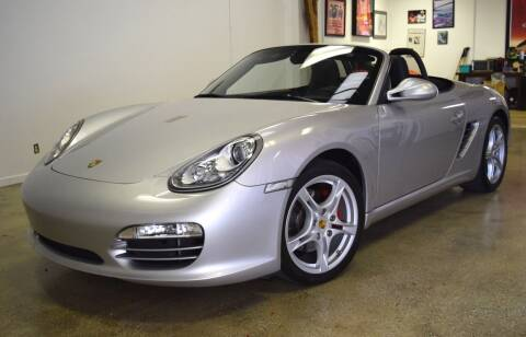 2009 Porsche Boxster for sale at Thoroughbred Motors in Wellington FL