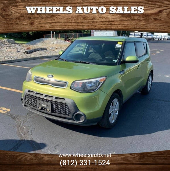 2016 Kia Soul for sale at Wheels Auto Sales in Bloomington IN