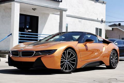 2019 BMW i8 for sale at Fastrack Auto Inc in Rosemead CA