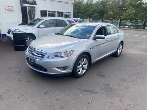 2011 Ford Taurus for sale at Vuolo Auto Sales in North Haven CT