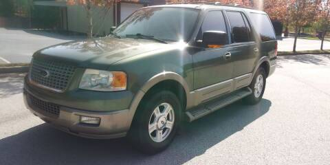 2004 Ford Expedition for sale at Georgia Fine Motors Inc. in Buford GA