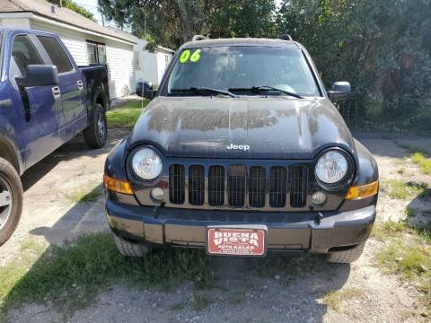 2006 Jeep Liberty for sale at Buena Vista Auto Sales in Storm Lake IA