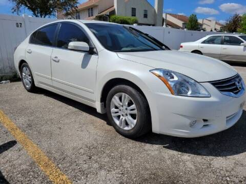 2010 Nissan Altima for sale at Rizza Buick GMC Cadillac in Tinley Park IL