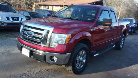 2009 Ford F-150 for sale at Select Cars Of Thornburg in Fredericksburg VA