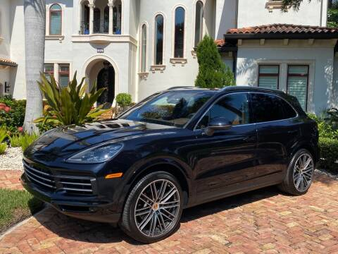 2019 Porsche Cayenne for sale at Mirabella Motors in Tampa FL
