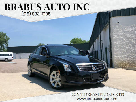 2013 Cadillac ATS for sale at Car Time in Philadelphia PA