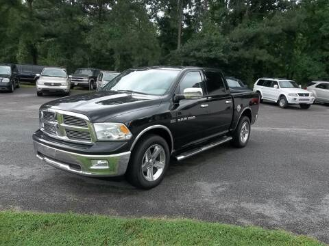 2012 RAM Ram Pickup 1500 for sale at Anderson Wholesale Auto in Warrenville SC