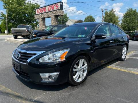 2013 Nissan Altima for sale at I-DEAL CARS in Camp Hill PA