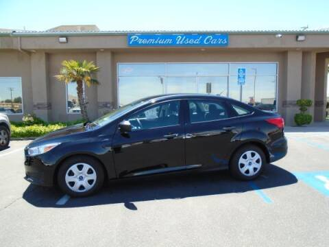 2017 Ford Focus for sale at Family Auto Sales in Victorville CA