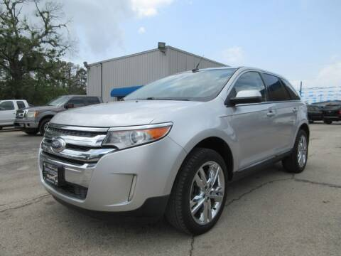 2011 Ford Edge for sale at Quality Investments in Tyler TX