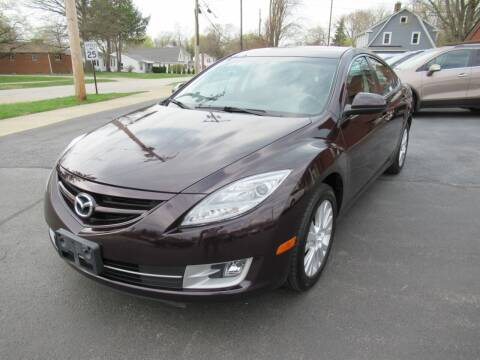 2010 Mazda MAZDA6 for sale at Lake County Auto Sales in Painesville OH