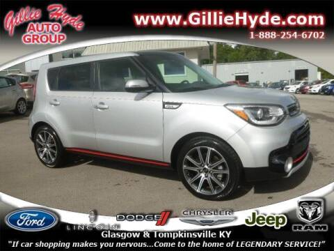2017 Kia Soul for sale at Gillie Hyde Auto Group in Glasgow KY