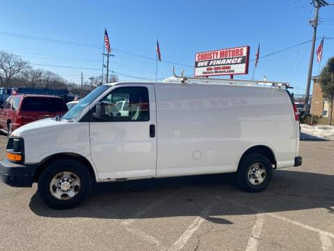 2011 Chevrolet Express Cargo for sale at Christy Motors in Crystal MN