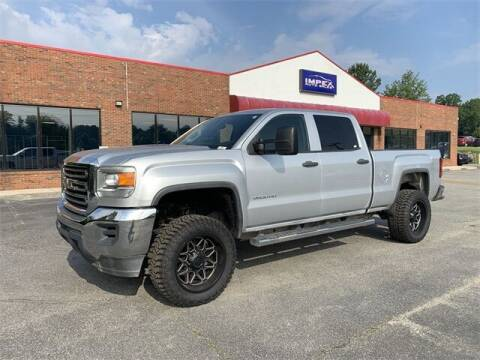 2015 GMC Sierra 2500HD for sale at Impex Auto Sales in Greensboro NC
